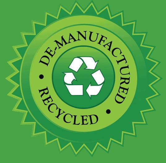 Demanufactured Seal