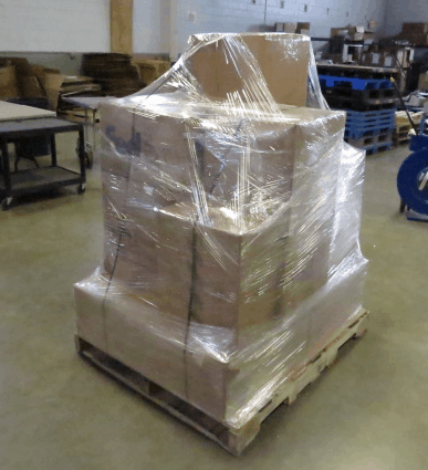 How to Pack Pallet 2