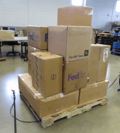 How to Pack Pallet 3