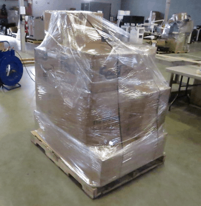 How to Pack Pallet 1
