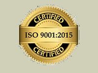 ISO 9001-2015 Cert